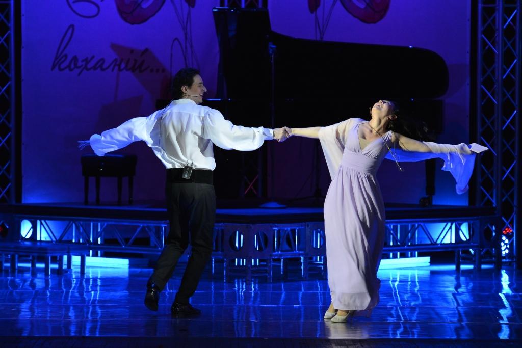 «Тобі, коханій…» у Національній опереті