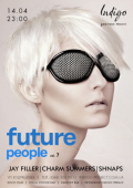 Future people в клубе «Indigo»