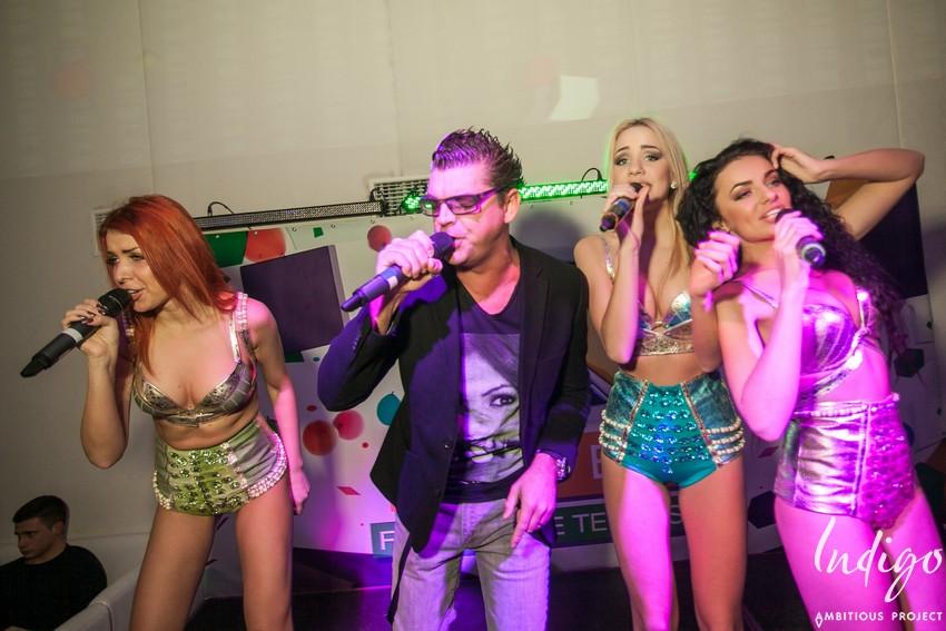 Danzel в клубе Indigo