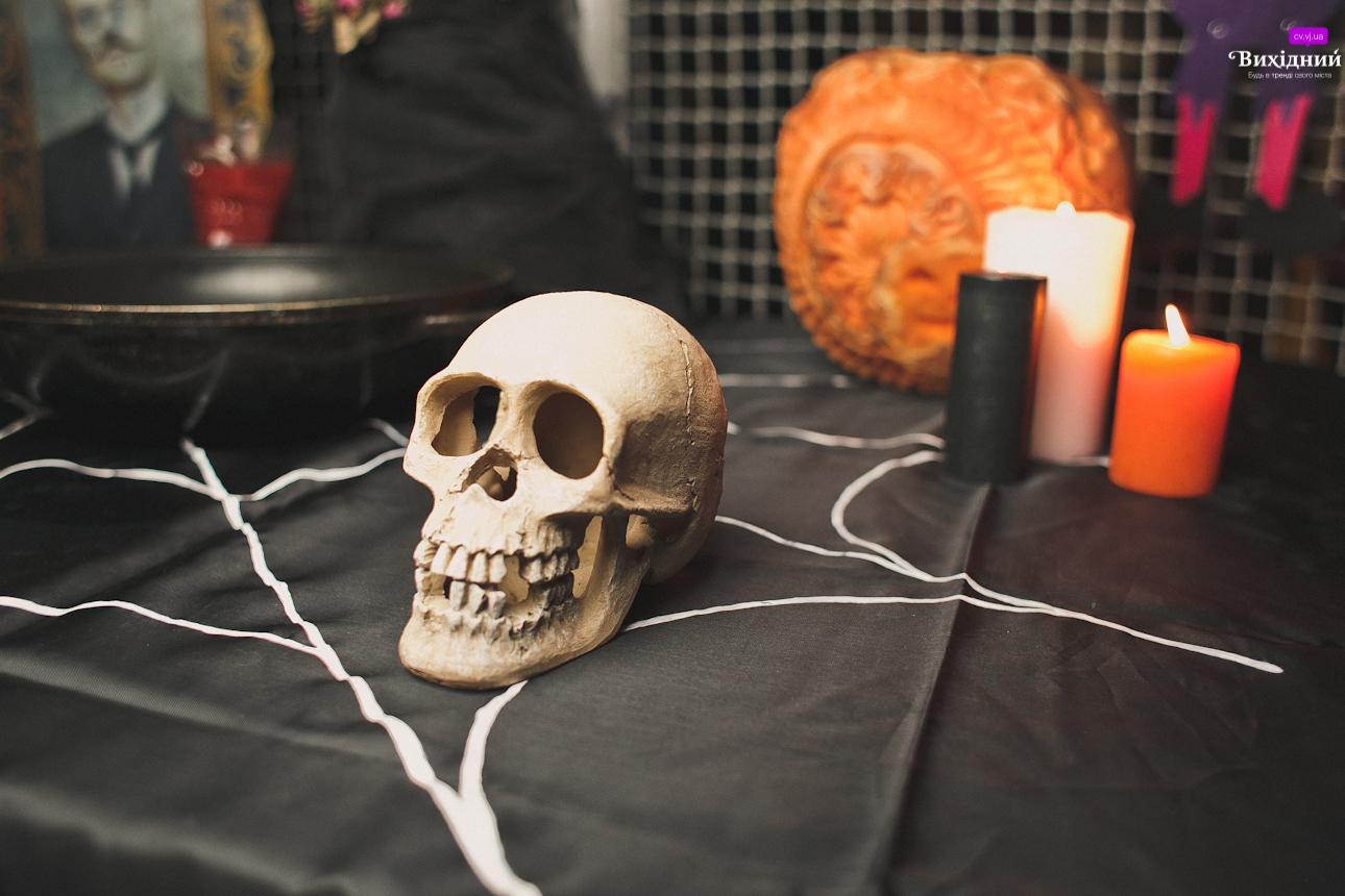 31 жовтня - жaхливий та веселий Halloween у Magic City