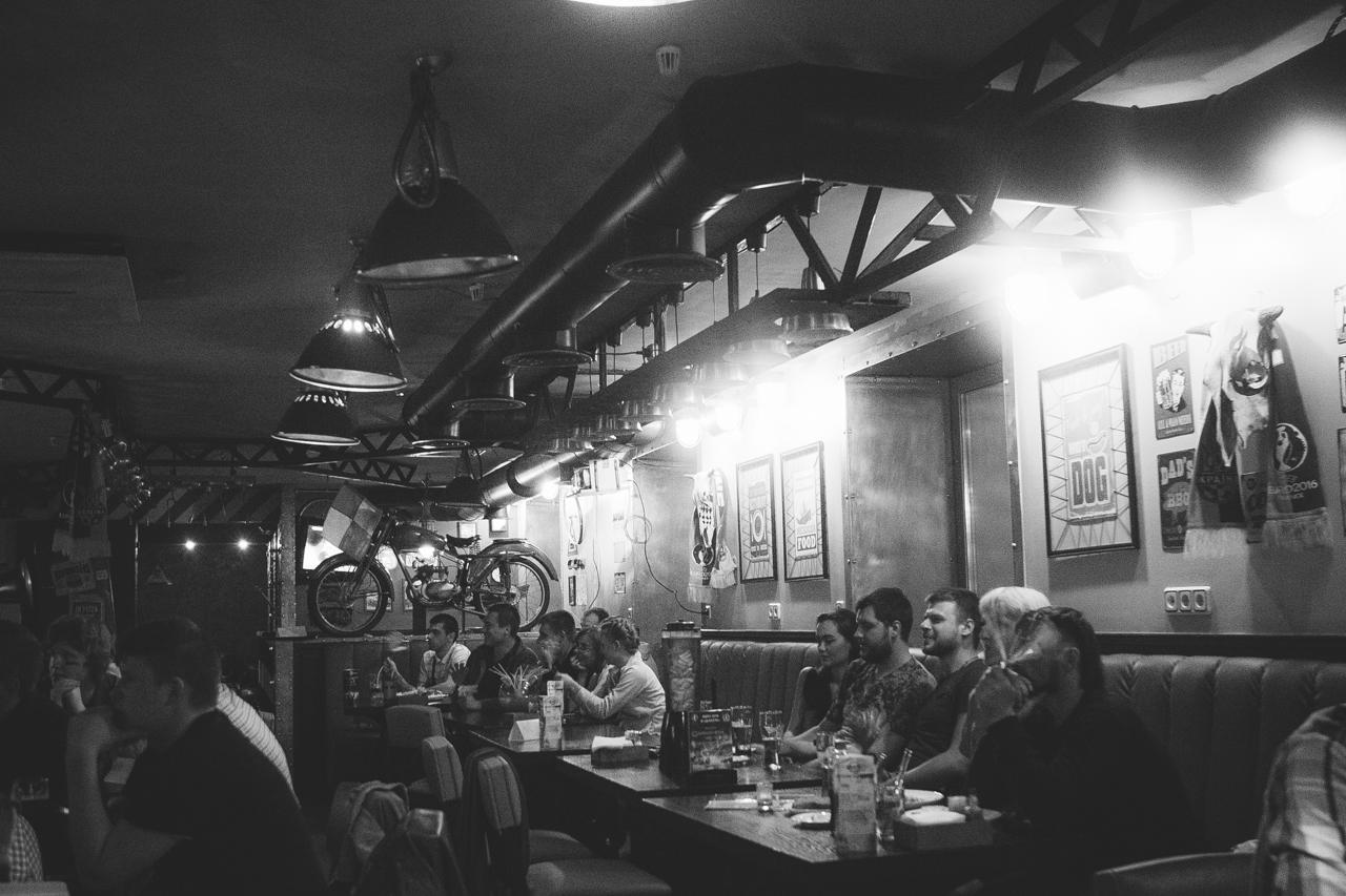 Трансляция Евро-2016 «Украина - Германия» @ DAKOTA pizza-bar