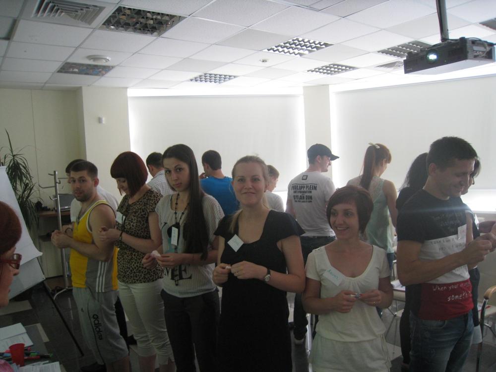 Повышение квалификации персонала Confetti