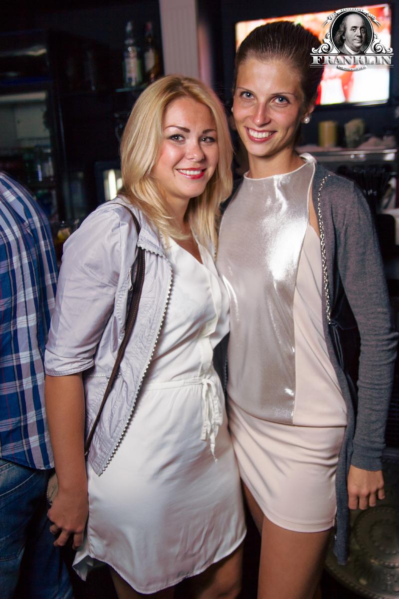 Fashion Models Night в «Franklin»
