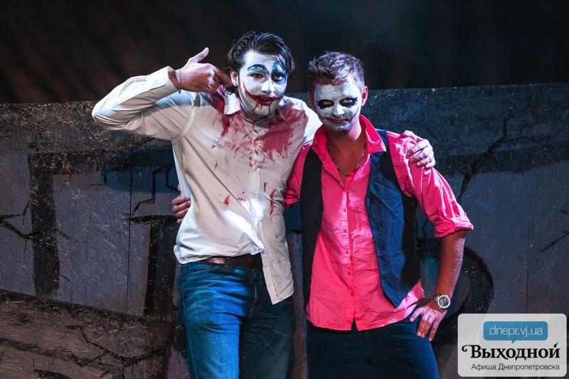 Первый зомби-парад в Днепропетровске
