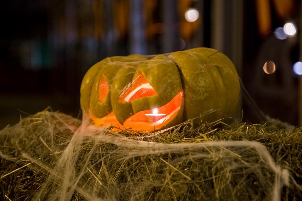 «Halloween» в «Brugge»