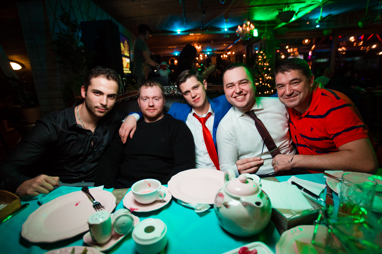 «Smile Orchestra» в «Авалоне»