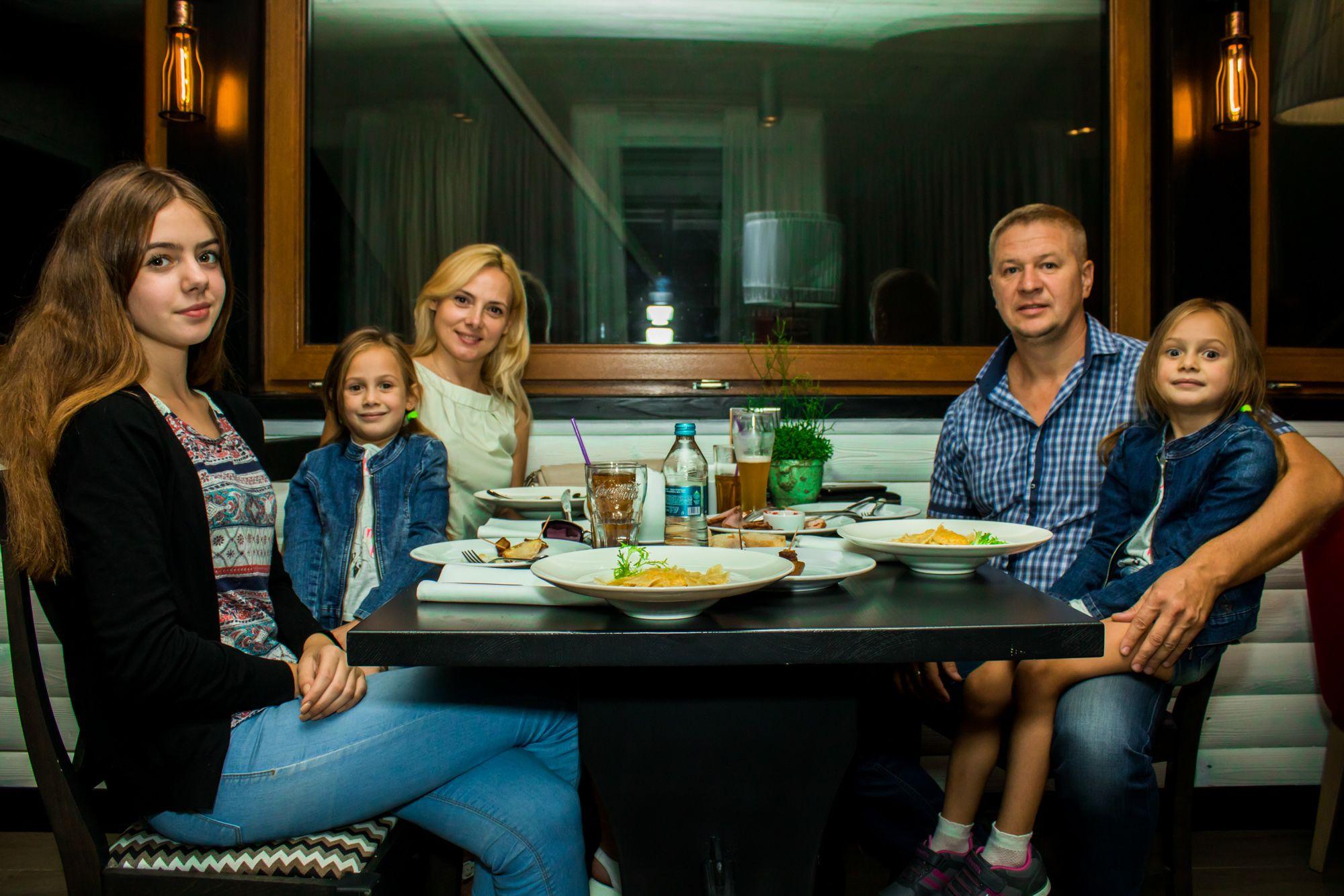 «Праздник Мяса» в ресторане «Forrest Club»