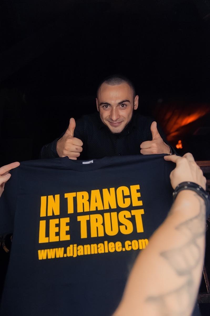 «Trance Illumination» в клубе «Saxon»