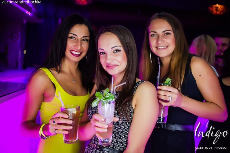 «Tati» в клубе «Indigo»