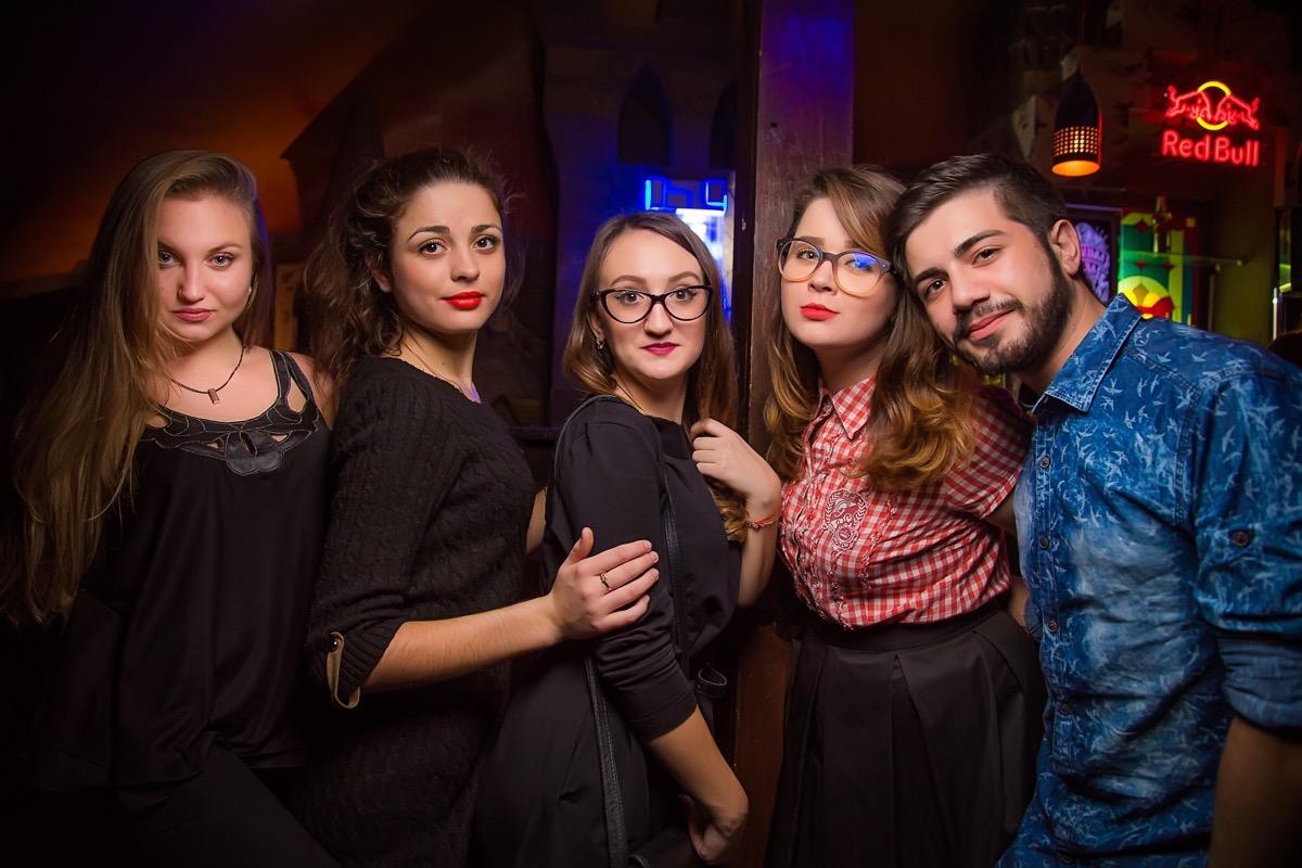 «House Doctor» в клубе «Saxon»
