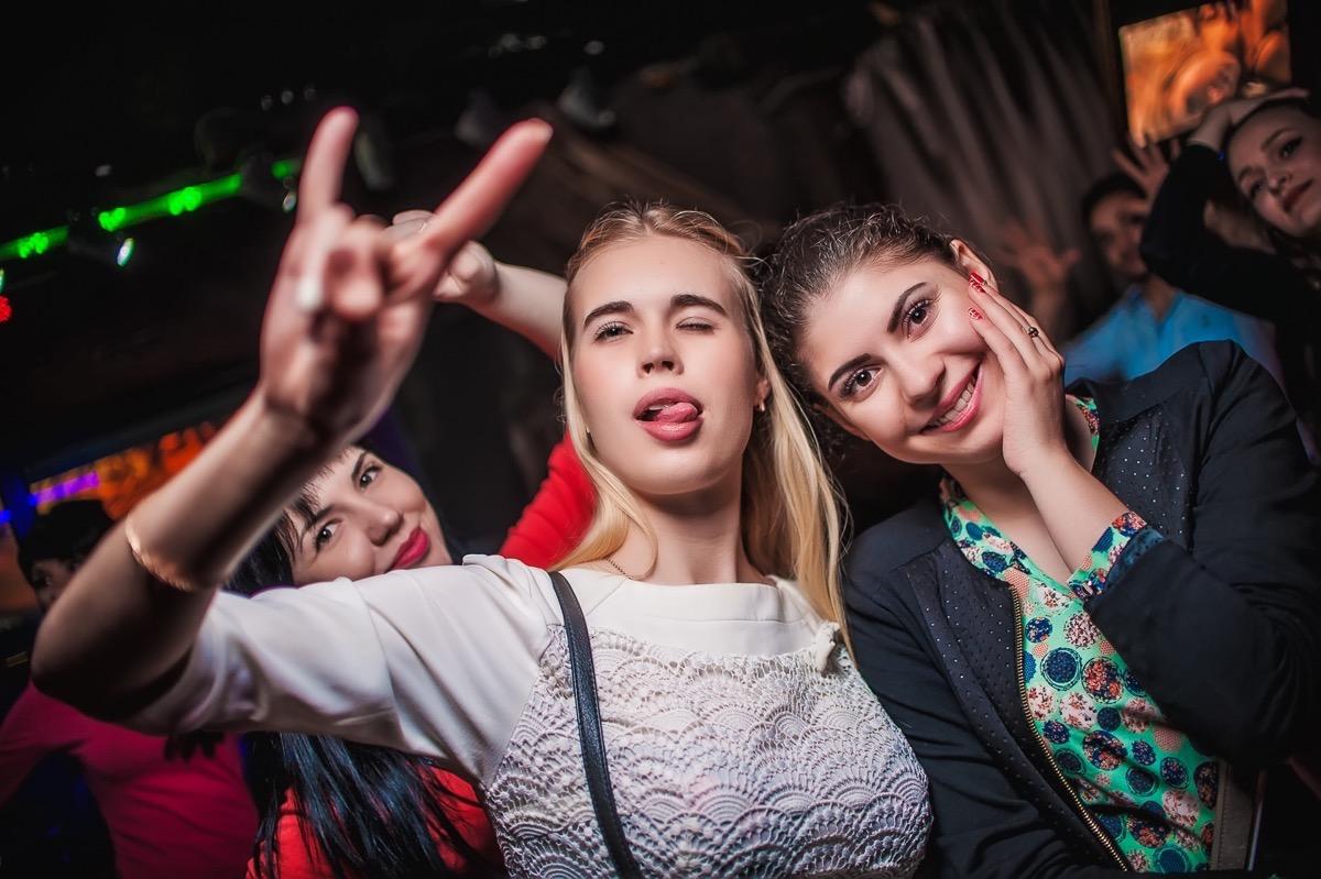 «Party Or Die» в «Saxon»