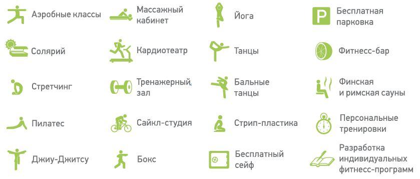 Спортивный клуб «Sport&Spa»