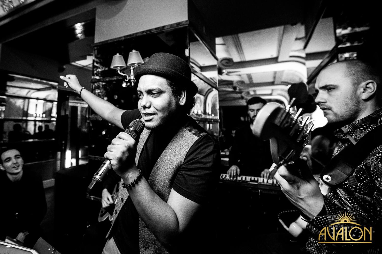 «Remol's Cover Band» в «Авалоне»