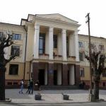 Научная библиотека ЧНУ им. Ю. Федьковича