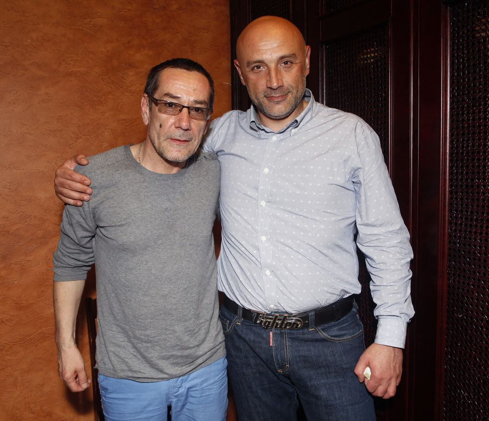 Гарик Сукачев и группа «Неприкасаемые»