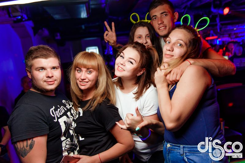 Summer light в «Disco radio hall»