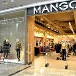 Магазин одежды «Mango»
