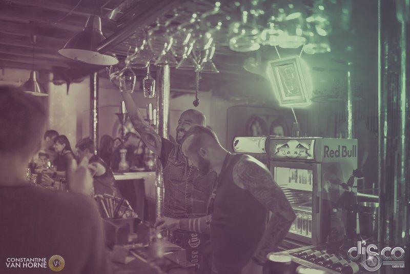 Winter party в «Disco radio hall»