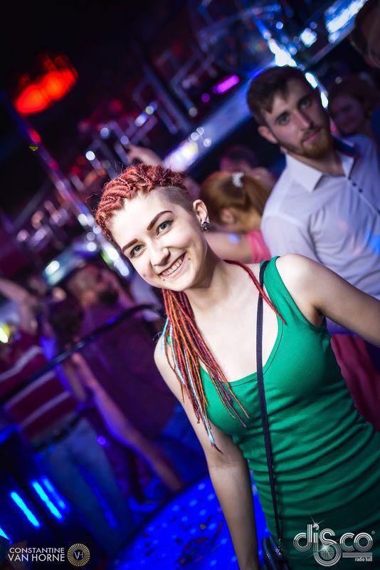 Вечеринка «Квартирник» в «Disco Radio Hall»