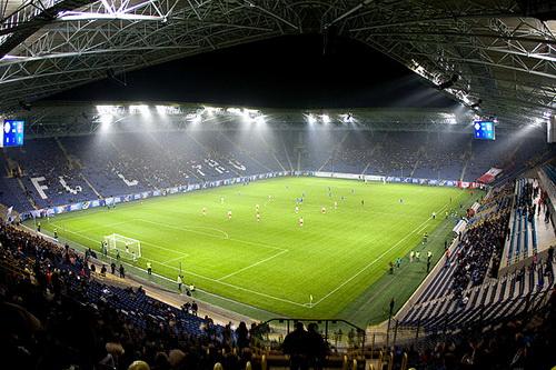 Стадион «Днепр-арена»