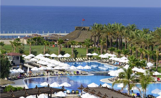 Сонячна Туреччина! Елітний відпочинок @ «Море турів»