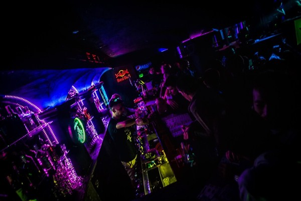 «LED Madness» в «Saxon»