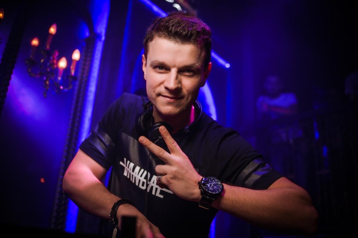 «Global battle of DJ's» в «Saxon»