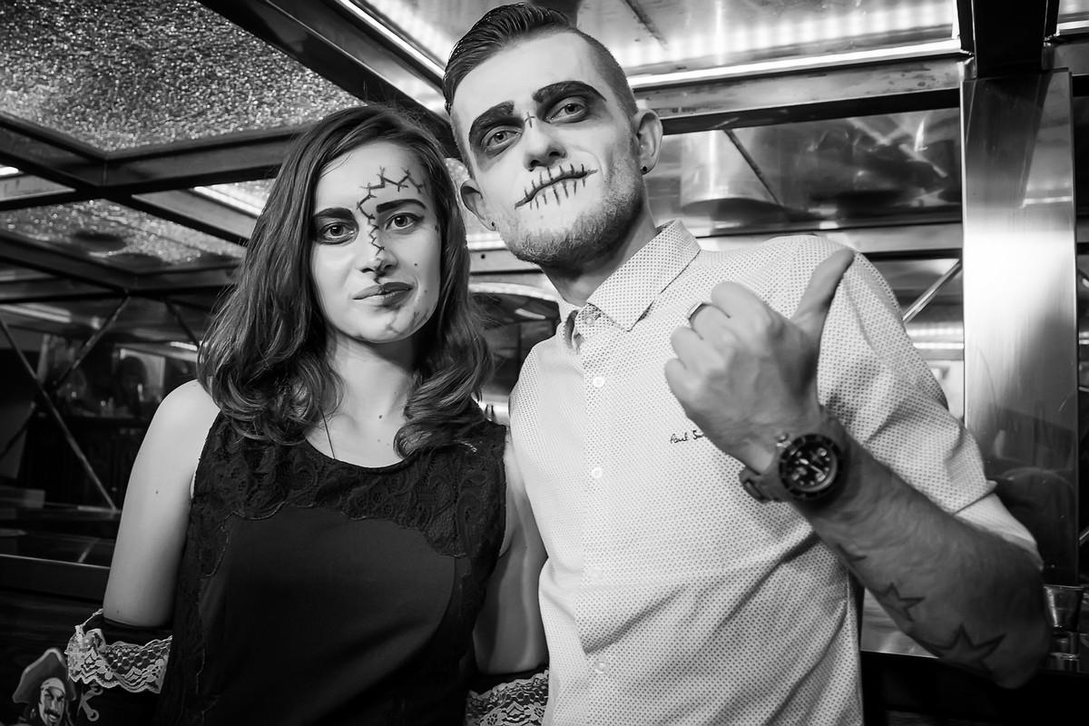 «Halloween. Экзортека by Андрей Джеджула» в клубе «Saxon»