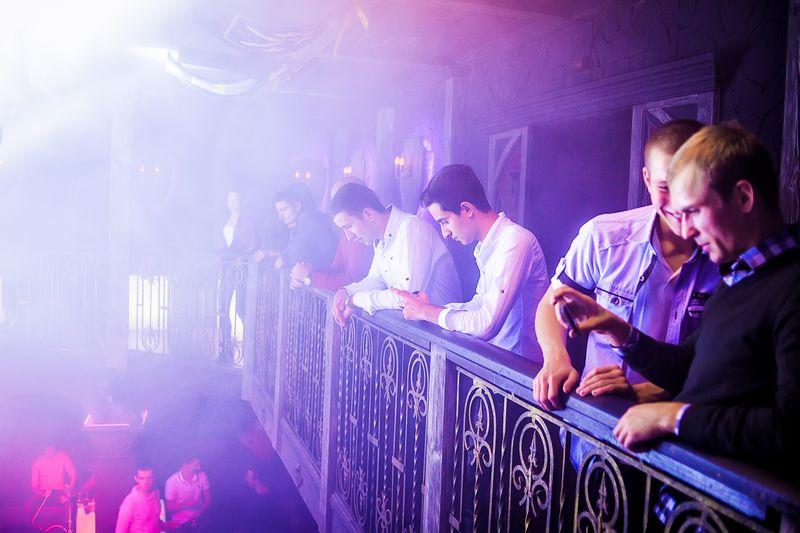 Вечеринка «Неудержимые» в клубе «Saxon»