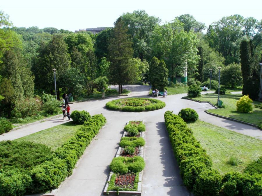 Ботанический сад Ботанический
