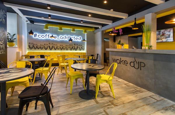 Wake CUP Bar