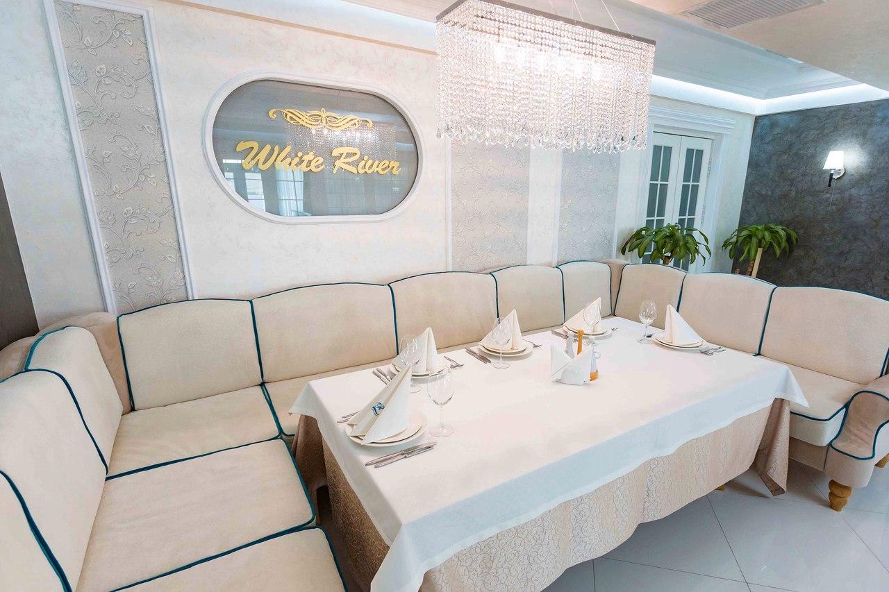 Ресторан «White river» - Сонячна Долина