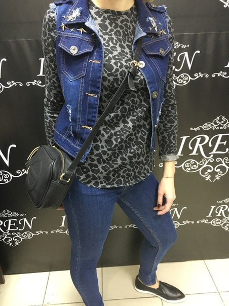 Знижка -8% до 8 березня @ Магазин одягу «IREN»